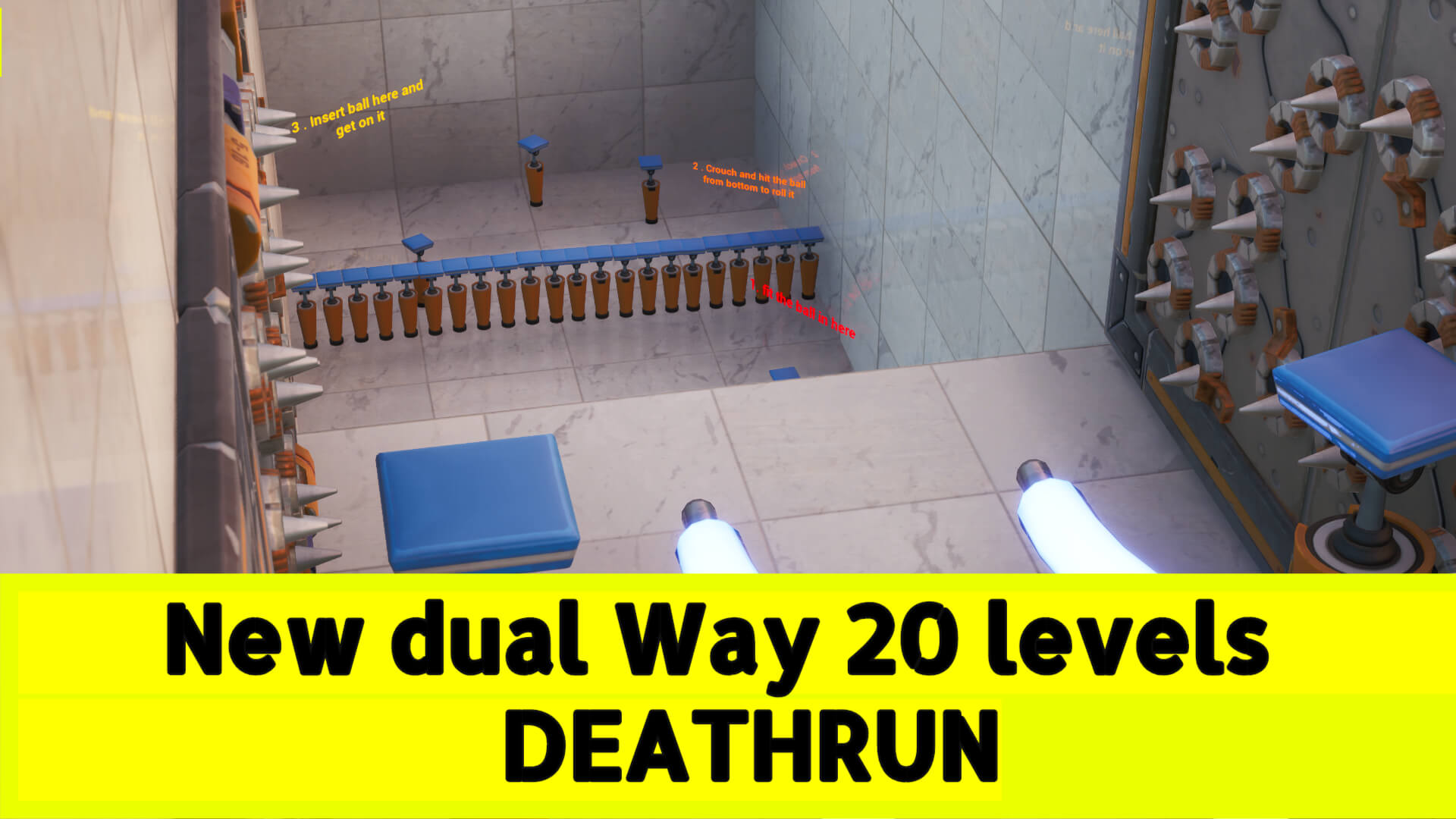 DUAL CHOICE 20 LEVEL DEATHRUN