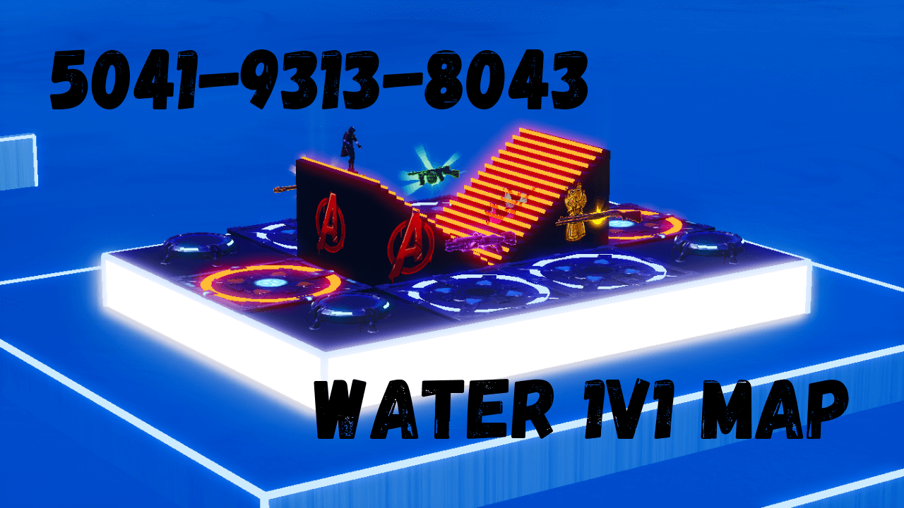 WATER 1V1 MAP