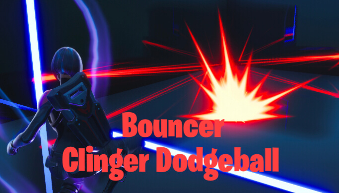 BOUNCER CLINGER DODGEBALL